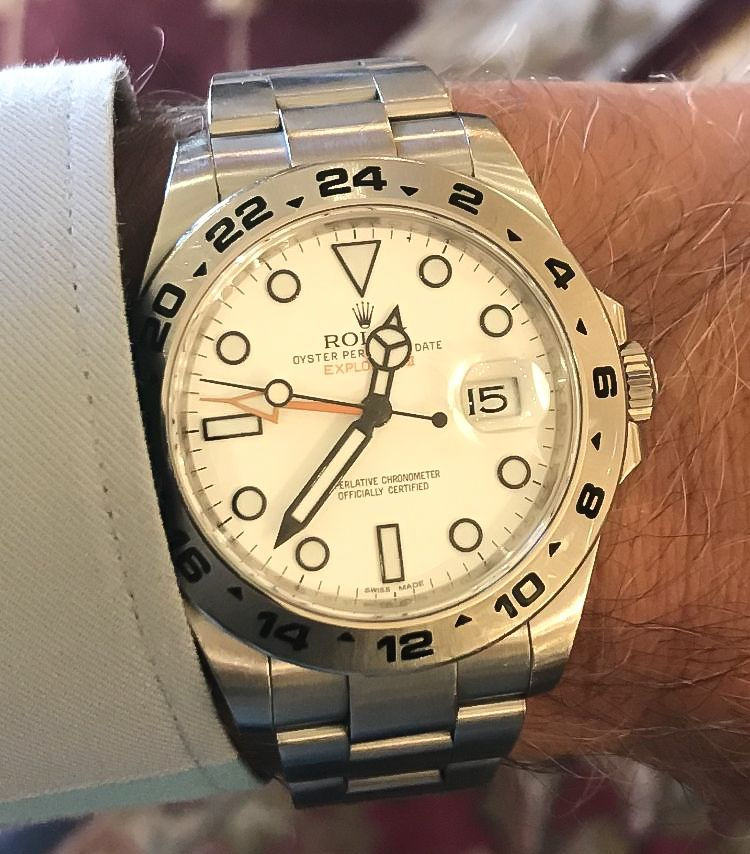 Sell-a-Rolex-Explorer-II