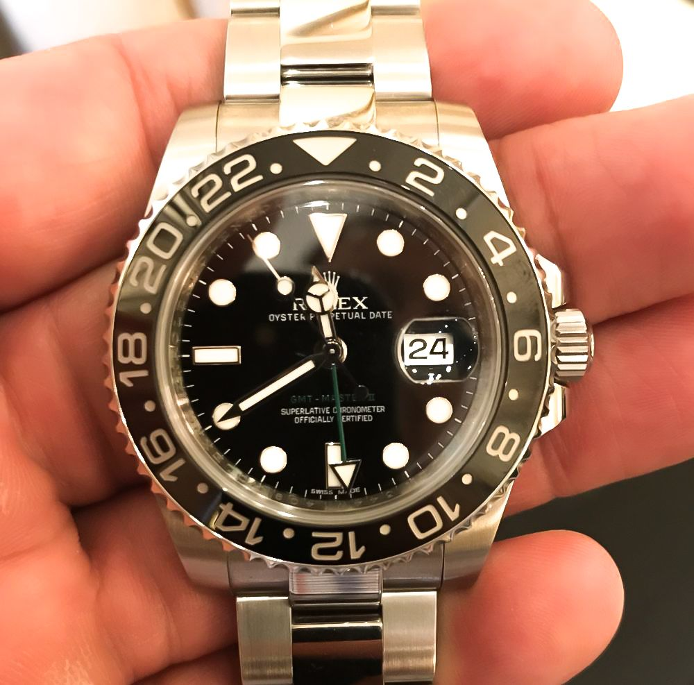 Sell-a-Rolex-GMT-II