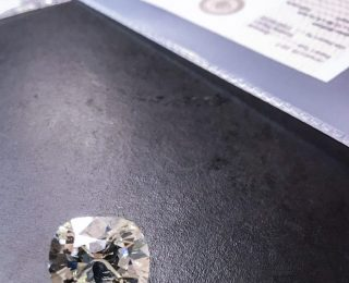 Loose Mine Cut Diamond (3 Cts.)