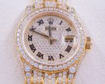 The Rolex Ladies Diamond Datejust