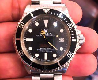 Sell-Vintage-Rolex-Sea-Dweller