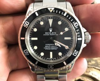 Sell-Your-Vintage-Rolex-Submariner