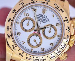 Used Rolex Daytona Watch