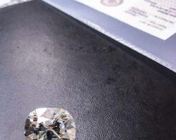 Loose Mine Cut Diamond (3 Cts.)