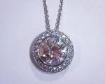 4 Carat Diamond Pendant