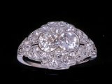 Sell_European_Cut_Diamond_Rings