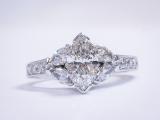 Sell_Vintage_Marquis_Diamond_Rings