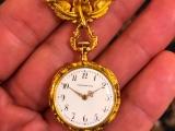 Antique Tiffany Lapel Watch