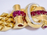 Retro Gold Jewelry