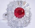 Sell a Burma Ruby Ring