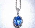 We Buy Ceylon Sapphire Pendants