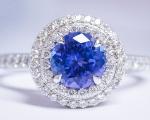 Tiffany & Co. Tanzanite Ring