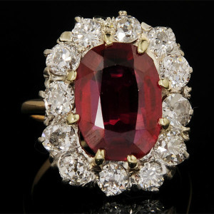 Sell a Ruby Ring in Los Angeles