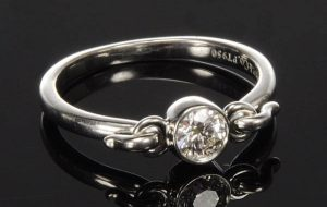Buying a Solitaire Engagement Ring