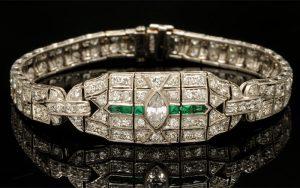 Sell Art Deco Bracelet in Los Angeles