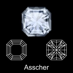 Sell My Asscher Cut Diamond