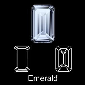 Sell an Emerald Cut Diamond
