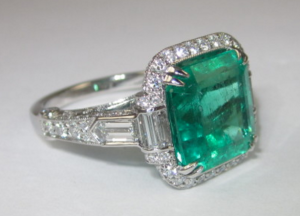 Sell an Emerald Ring in Santa Monica CA